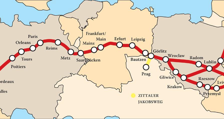 strecke frankfurt leipzig